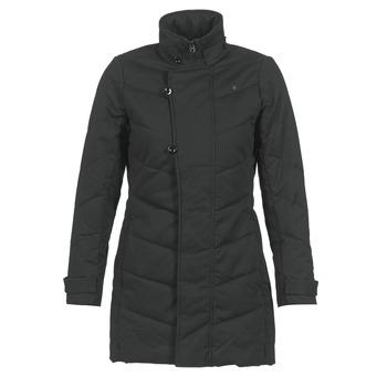 Textil Ženy Parky G-Star Raw MINOR CLASSIC QLT COAT Černá