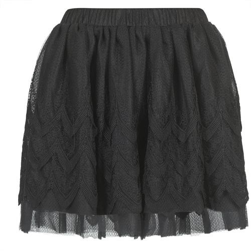 Textil Ženy Sukně Molly Bracken JAMELINO Černá