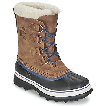 Boty Ženy Zimní boty Sorel CARIBOU WL Hnědá