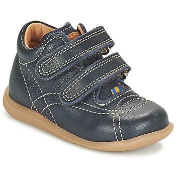 Boty Chlapecké Kotníkové boty Kavat VANSBRO EP Modrá