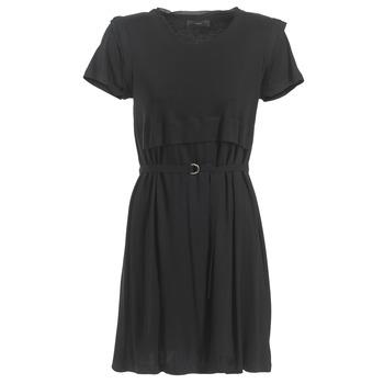 Diesel Krátké šaty D LETO - Černá