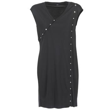 Diesel Krátké šaty D ANI - Černá