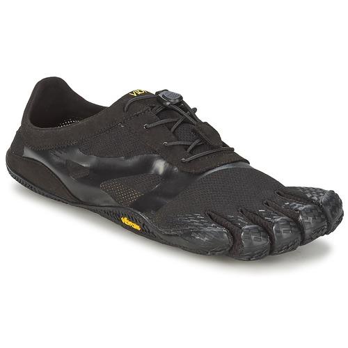 Boty Muži Multifunkční sportovní obuv Vibram Fivefingers KSO EVO Černá