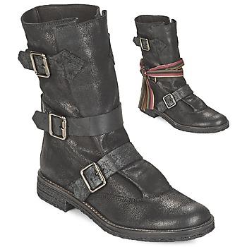 Boty Ženy Kotníkové boty Felmini CREPONA Černá