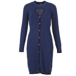 Textil Ženy Krátké šaty Love Moschino PESCARI Tmavě modrá