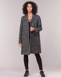 Textil Ženy Kabáty Love Moschino MANSOI Šedá