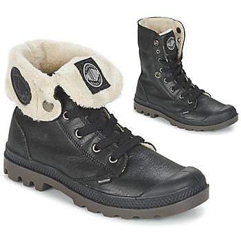 Palladium Kotníkové boty BAGGY LEATHER FS - Černá