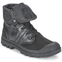 Boty Ženy Kotníkové boty Palladium BAGGY GL Černá
