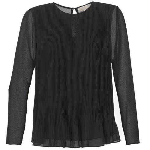 Textil Ženy Halenky / Blůzy MICHAEL Michael Kors SOSEN Černá