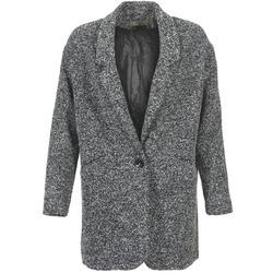 Textil Ženy Kabáty Betty London FIDELOIE Šedá