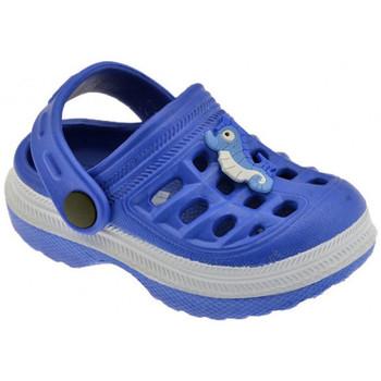 Boty Děti Pantofle Medori  Modrá