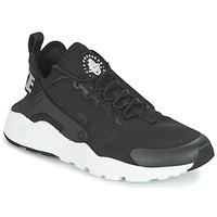 Boty Ženy Nízké tenisky Nike AIR HUARACHE RUN ULTRA W Černá / Bílá