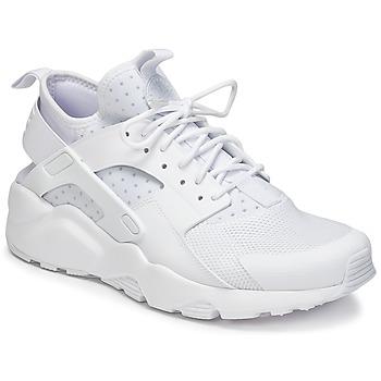 Boty Muži Nízké tenisky Nike AIR HUARACHE RUN ULTRA Bílá