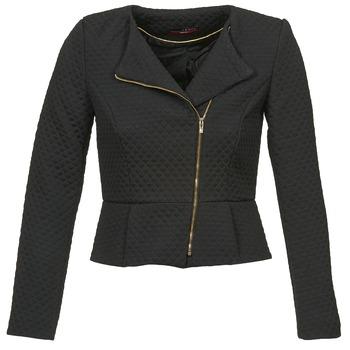 Textil Ženy Saka / Blejzry La City ARNIE Černá