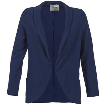 Textil Ženy Saka / Blejzry Betty London FORANE Tmavě modrá