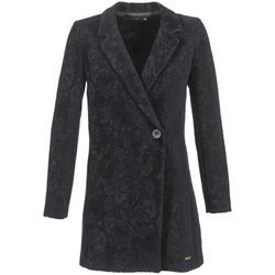 Textil Ženy Kabáty Desigual LOUVIALE Černá