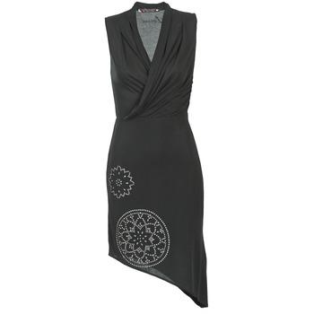 Desigual Krátké šaty RAZIANA - Černá