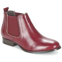 Boty Ženy Kotníkové boty Betty London FOLOIE Bordó