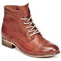 Boty Ženy Kotníkové boty Betty London FOLIANE Velbloudí hnědá
