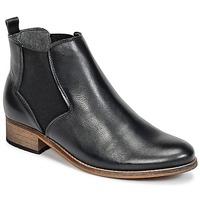 Boty Ženy Kotníkové boty Betty London FASSINE Černá