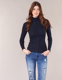 Textil Ženy Svetry Morgan MENTOS Modrá