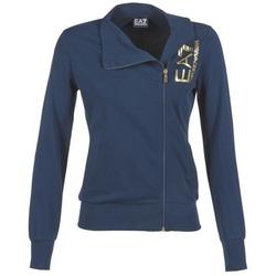 Textil Ženy Mikiny Emporio Armani EA7 GAV Tmavě modrá