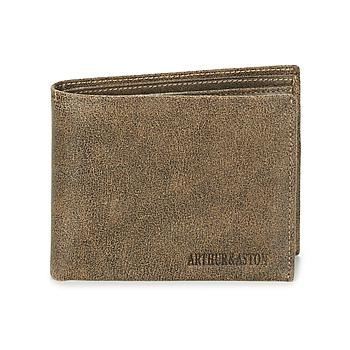 Taška Muži Peněženky Arthur & Aston RAOUL Kaštanová