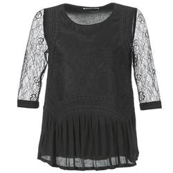 Textil Ženy Halenky / Blůzy See U Soon SATURNIN Černá