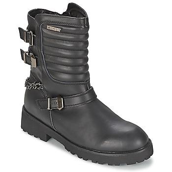 Replay Kotníkové boty EAGLE - Černá