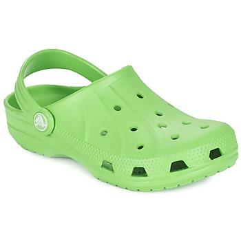 Boty Pantofle Crocs Ralen Clog Limetková