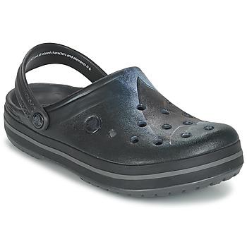 Boty Pantofle Crocs CBBtmnVSuprClg Černá