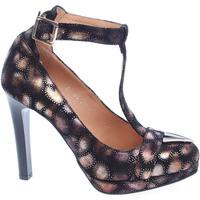 Boty Ženy Lodičky Rejnok Dovoz Dámská společenská obuv Barton 16151 černé Černá