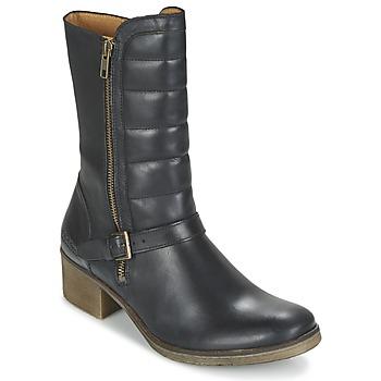 Boty Ženy Kotníkové boty Kickers MILLIER Černá
