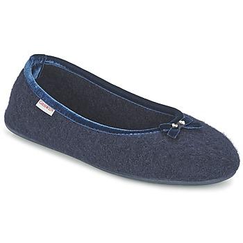 Boty Ženy Papuče Giesswein HOHENAU Tmavě modrá