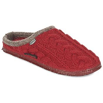 Boty Ženy Papuče Giesswein NEUDAU Červená