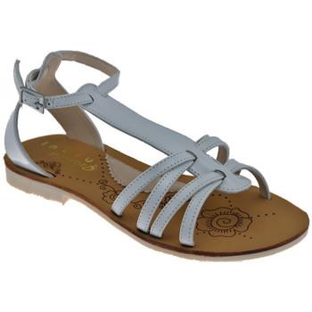 Boty Ženy Sandály Inblu  Bílá
