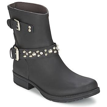 Boty Ženy Kotníkové boty Colors of California JAMBO Černá