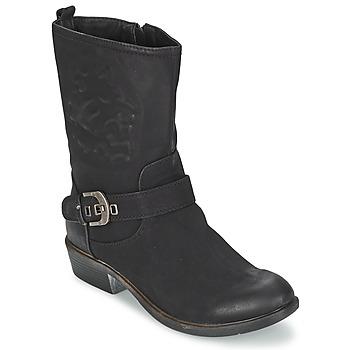 Boty Ženy Kotníkové boty Spot on GANIA Černá