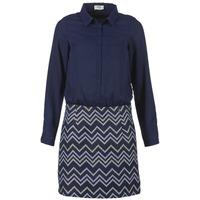 Textil Ženy Krátké šaty Betty London FERMINE Tmavě modrá