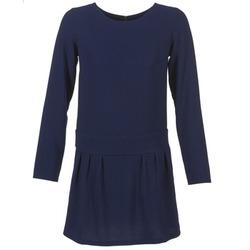 Textil Ženy Krátké šaty Betty London FABIAME Tmavě modrá