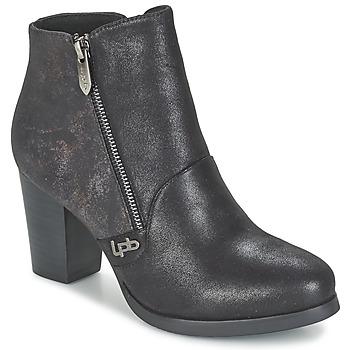 Boty Ženy Polokozačky LPB Shoes BALTIMORE Černá