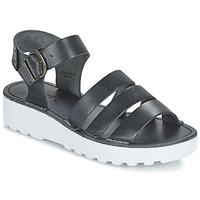 Boty Ženy Sandály Kickers CLIPPER Černá
