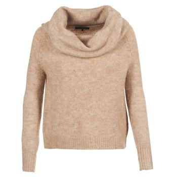 Textil Ženy Svetry Only BERGEN Béžová