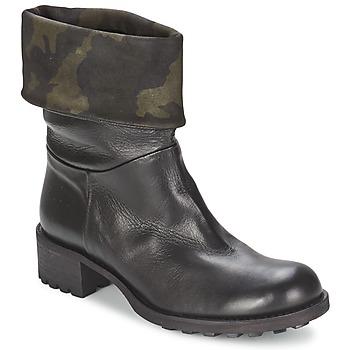 Boty Ženy Kotníkové boty JFK TARZAN Černá