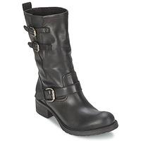Boty Ženy Kotníkové boty JFK GUANTP Černá