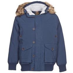 Textil Muži Parky Timberland Scar Ridge Snorkel Tmavě modrá