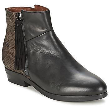Boty Ženy Kotníkové boty Coqueterra PATRICE Černá