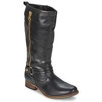 Boty Ženy Kozačky Nome Footwear SASSIF CASU Černá