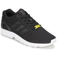 Boty Nízké tenisky adidas Originals ZX FLUX Černá / Bílá