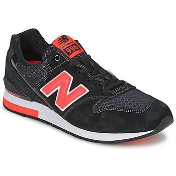 Boty Nízké tenisky New Balance MRL996 Černá / Červená